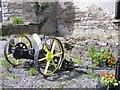 G8462 : Old machinery, Wardtown Castle (2) by Kenneth  Allen