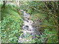NN0720 : Unnamed tributary of the Archan River from the forest track by John Ferguson