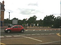 TQ2567 : St Helier Railway Station by Stacey Harris