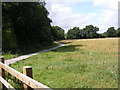 TL7722 : Path to Dunstable Drive by Adrian Cable
