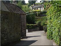 SK2375 : The Nook, Stoney Middleton, Derbyshire by nick macneill
