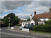 TQ9144 : The Blacksmiths Arms, Public House, Pluckley Thorne by David Anstiss