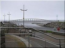 J3731 : Footbridge, Newcastle by Kenneth  Allen