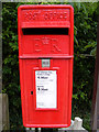 TM3461 : Post Office Postbox by Geographer