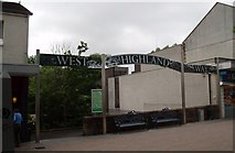 NS5574 : Starting gate for West Highland Way by Gordon Dowie