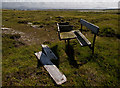 B8446 : Tory Island - outdoor classroom! by David Baird