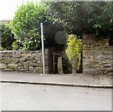 SJ9995 : Footpath from Mottram Church by Gerald England