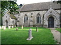 TL2664 : Church at Papworth St Agnes by Michael Trolove
