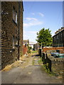 SE1233 : Backstreet off Godfrey Street by Alexander P Kapp