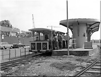 TQ3303 : Volks Electric Railway, Brighton by Dr Neil Clifton