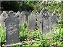 SD9927 : Hebden Bridge - Cross Lanes Graveyard by Dave Bevis