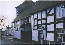 SJ6552 : Riley's Garage, Barker Street, Nantwich by Stephen Craven
