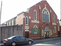 ST3288 : Duckpool Road Baptist Church, Newport by Jaggery