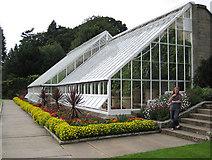 NU0702 : Greenhouse, Cragside by Lis Burke