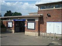TQ1684 : Sudbury Town Underground Station by Stacey Harris