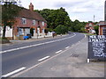 TM3458 : A12 Main Road, Little Glemham by Adrian Cable