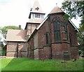 SJ9395 : St Anne's Church, Denton by Gerald England