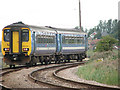 TG4201 : Diesel multiple unit 156409 on its way to Reedham Station by Evelyn Simak