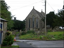 NZ0772 : St  Mary's Church, Stamfordham by Eric Rosie