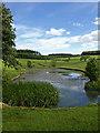 NY9955 : Golf Course, Slaley Hall by wfmillar
