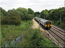 TL4311 : Main line to Cambridge by Stephen Craven
