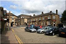 SK0394 : Norfolk Street, Glossop by David Lally