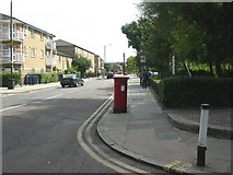 TQ3377 : Camberwell, postbox by Mike Faherty