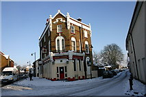 TQ2764 : Sun public house, Carshalton by JOHN PARKIN