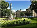 NY9364 : War Memorial, Hexham by wfmillar