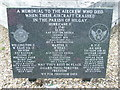 TL6298 : Memorial To Aircrew by Keith Evans