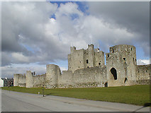 N8056 : Trim Castle - Home of Roger Mortimer, Lord of the March by Row17