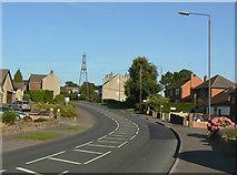 SK3750 : Ripley Road, Heage by Alan Murray-Rust