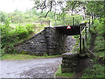 SO0514 : Bridge near dol-y-Gaer by Gareth James