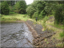 SO0514 : Footpath beside Pontsticill Reservoir by Gareth James