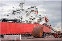 NZ5425 : Bulk Ore Carrier by Mick Garratt