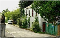 J3167 : Vacant building, Edenderry near Belfast by Albert Bridge