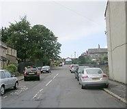 SE1020 : Norton Street - Savile Road by Betty Longbottom