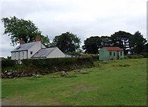 SN1330 : House on Rhos Fach by ceridwen