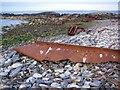 HU4648 : Wreck at Longa Skerry, Brim Ness by Alan Bowring