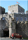SC2667 : Castle Rushen by Andy Stephenson