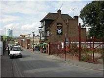 TQ2976 : South Lambeth, The Pensbury Arms by Mike Faherty