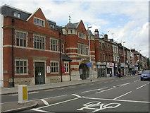 TQ2976 : South Lambeth, Springfield Methodist Church by Mike Faherty