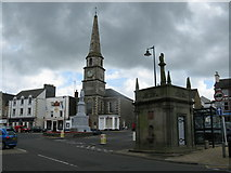 NT4728 : Market Place, Selkirk by G Laird