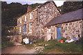 SH2328 : Treheli Farmhouse by Peter Bond