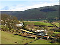 NY4103 : Troutbeck from the Wansfell path. by Alan White