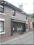 SJ6903 : Post office at Blists Hill Open Air Museum by Basher Eyre