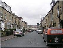 SE0826 : Tennyson Street - East Park Road by Betty Longbottom