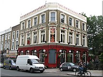 TQ2784 : The Sir Richard Steele, Haverstock Hill, NW3 by Mike Quinn