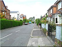 J3271 : Marlborough Park Cross Avenue, Belfast by Dean Molyneaux