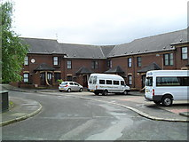 J3275 : Bell Close, Belfast by Dean Molyneaux